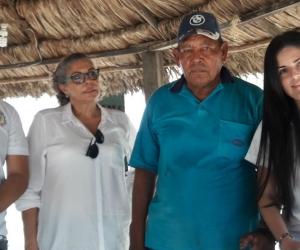 La Unidad de Restitución en el Magdalena acompañó la diligencia judicial para entregar predios a dos familias del departamento.