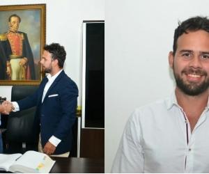Dagoberto Ospina, nuevo gerente de la Empresa Desarrollo Urbano Sostenible en el Distrito.