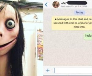 Momo a través de WhatsApp a sus víctimas, amenazándolas y en algunos casos incitándolas al suicidio, de acuerdo a información publicada por la BBC.