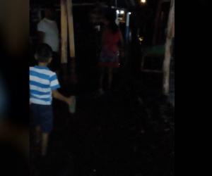 Inundación en Cabañas de Buritaca dejó cerca de 100 familias afectadas.