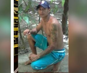 'Danielito', hombre asesinado en Gaira.