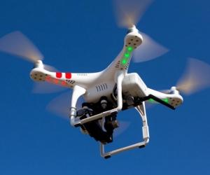 Están prohibido los drones por la Casa de Nariño.