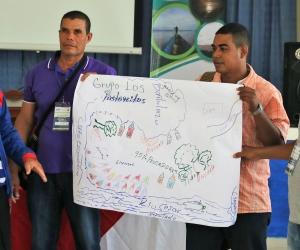 Ya son siete talleres los que se han realizado en busca de la conservación de La Calzada