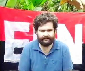 José Leonardo Ataya, Secuestrado por el ELN.