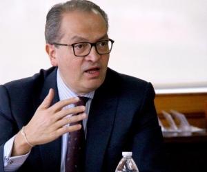 Procurador Nacional,  Fernando Carrillo Flórez.