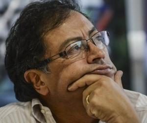 Gustavo Petro - imagen de referencia.