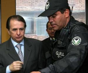 Alberto Santofimio, exsenador.