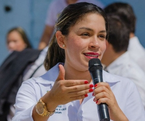 Ana María Muelles, Exprocuradora Regional del Magdalena.