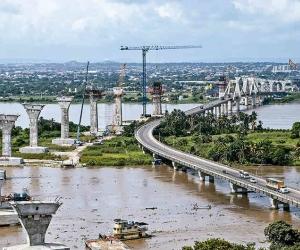 La nueva obra permitirá el tránsito de barcos con mayor calado entre los departamentos de Magdalena y Atlántico.