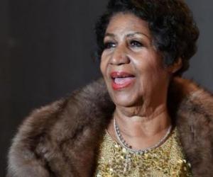 """Aretha Franklin, la """"Reina del Soul""""."""