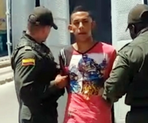 Andrés Felipe Castañeda Hernández presunto asesino de prima de Teo.