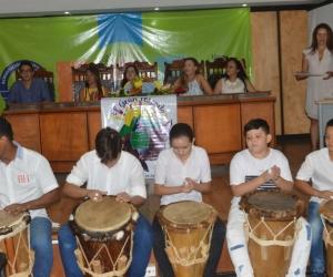 Semillero musical de la Fundación Tras la Perla.