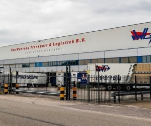 El lunes, la policía allanó la empresa de transporte después de que se encontró un contenedor con 3500 kilos de cocaína en el puerto de Amberes.