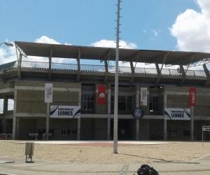 Estadio de Béisbol de Montería.