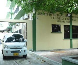 Sede de Medicina Legal en Barranquilla