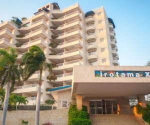 El hotel Irotama ea uno de los más emblemáticos de Santa Marta.