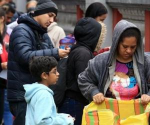 La cifra de inmigrantes venezolanos podría aumentar.