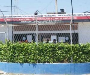 Cárcel Rodrigo de Bastidas, de Santa Marta.