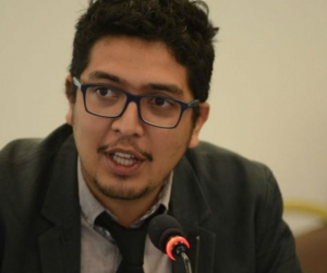 Pedro Vaca, presidente de la FLIP.
