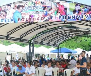 Ferias de la equidad y el buen vivir.