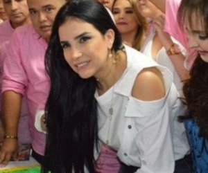 Aida Merlano, congresista.