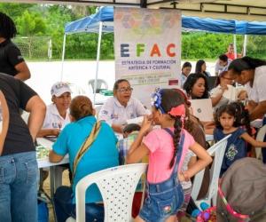 Matriculas a la EFAC