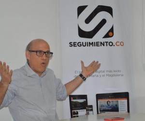 Joaquín José Vives, excongresista y exmagistrado del Consejo Nacional Electoral.