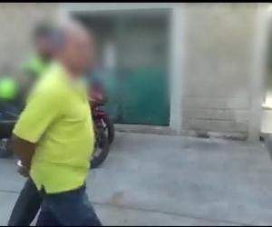 Pastor capturado.