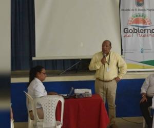 Procurador Provincial con sede en El Banco, Juan Carlos Correa Padilla