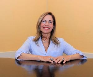 Lourdes Peña, alcaldesa encargada de Ciénaga
