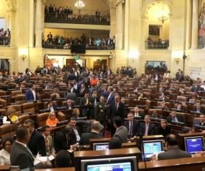 Sesión de las Comisiones Económicas.