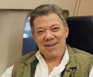 Juan Manuel Santos, ex-presidente de Colombia.
