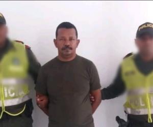 Adolfo Enrique Arrieta García, presunto asesino.