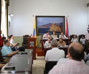 Durante el periodo de sesiones extraordinarias se debatirán tres proyectos de ordenanzas.