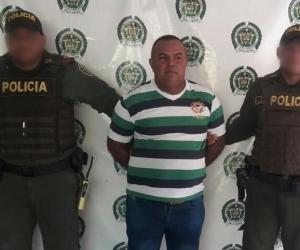 Alonso Pallares Ledesma, capturado por violencia intrafamiliar.