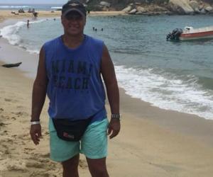 Radamel García King (qepd), papá de Radamel Falcao García