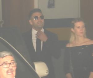 Falcao y su esposa llegaron a Santa Marta al sepelio de Radamel García King.