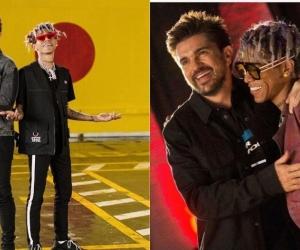 Lalo Ebratt y Juanes