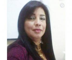 Líder social Elizabeth Pacheco
