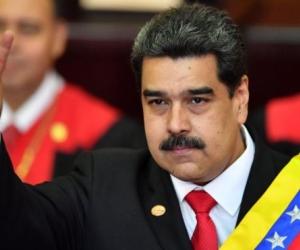 Nicolás Maduro, presidente Venezuela