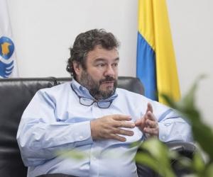 Defensor del Pueblo, Carlos Alonso Negret