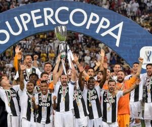 La 'Vieja Señora' fue más que el Milan y se quedó con la Supercopa.