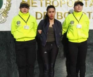 Alias 'Nanita', capturada y enviada a la cárcel