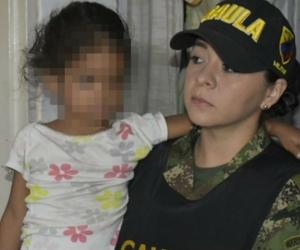 Rescatan en Cali a menor que había sido secuestrada por su padrastro en Venezuela