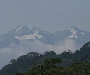 El jefe del Parque Sierra Nevada de Santa Marta está amenazado.