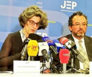 La Justicia Especial para la Paz (JEP) citó a 31 exjefes de las Farc.