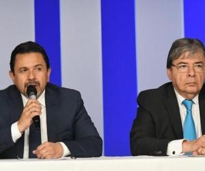 Miguel Ceballos y Carlos Holmes.