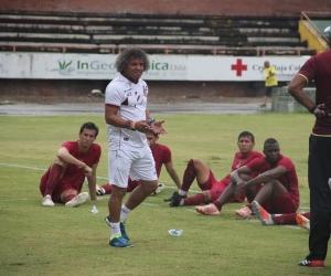 El técnico samario le apuesta a sacar un buen resultado en Barranquilla.