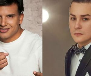 Cayito Dangond y Sebastian Vega