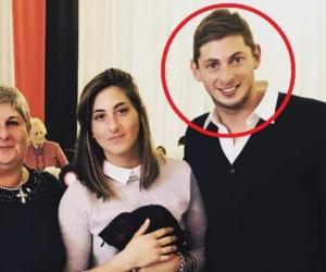 Emiliano Sala, futbolista desaparecido en el Canal de la Mancha.